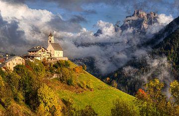 Colle St. Lucia (2), Dolomiten von Adelheid Smitt