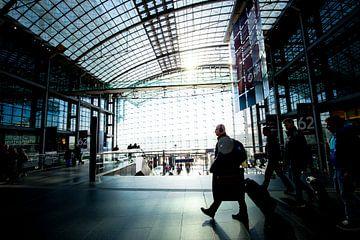 Hauptbahnhof Berlin van ard bodewes