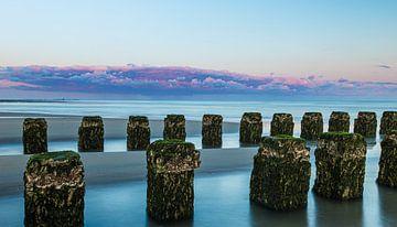 Meereslandschaft von Oscar Limahelu