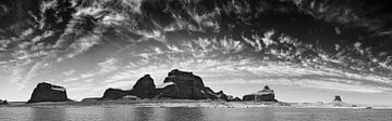 Lake Powell Panorama von Denis Feiner