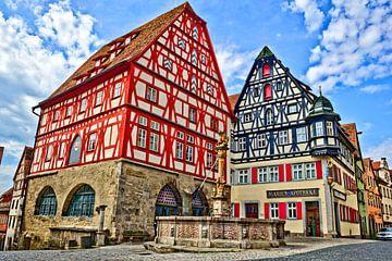 Weihnachtsmuseum Rothenburg ob der Tauber von Roith Fotografie