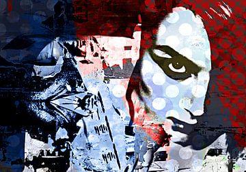 Blue lady von PictureWork - Digital artist