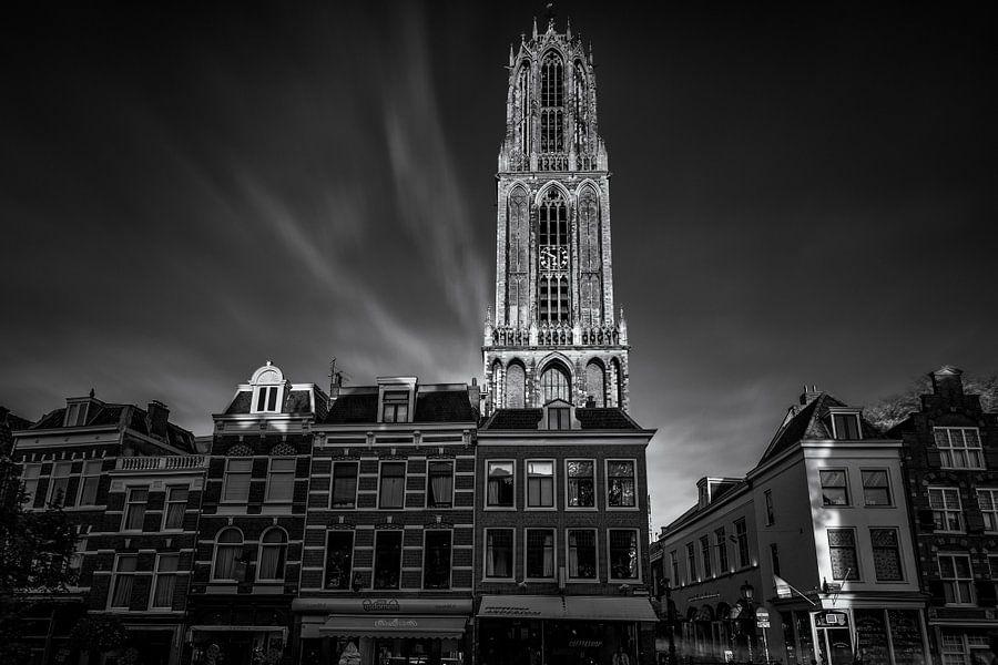Zonnige Domtoren van Thomas van Galen