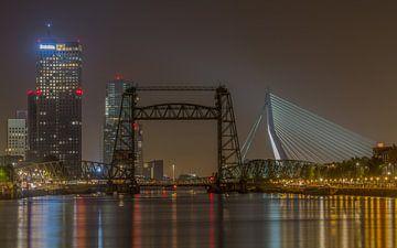 De Hef à Rotterdam sur