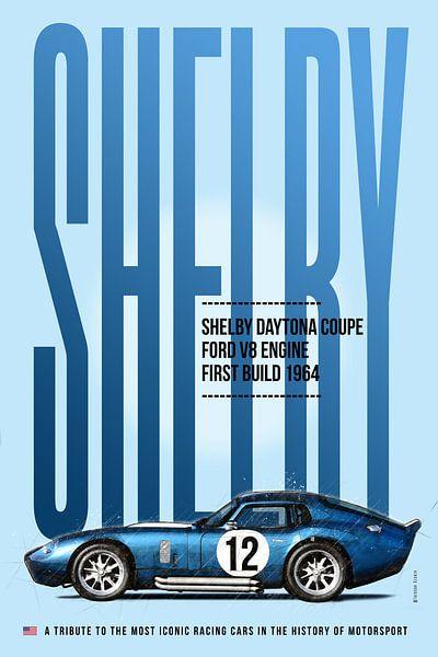 Shelby Daytona Coupe von Theodor Decker
