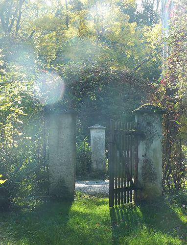 Schlossgarten II von