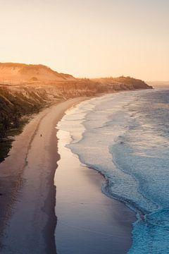 Pipa strand zonsondergang von Andy Troy