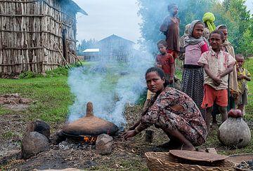 Ethiopië: Kok (Wereta) van Maarten Verhees