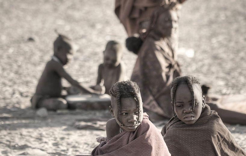 Himba Boys van BL Photography