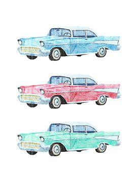 Pick a car sur Goed Blauw