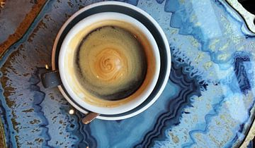 Lekker bakje koffie van