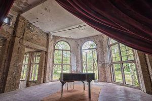 Lost Place - das Klavier