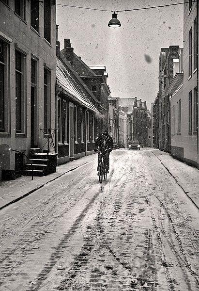 Winter in Groningen