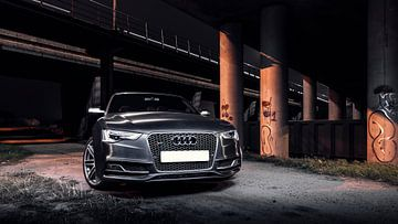 Audi S5 RS5 Cabriolet von Ansho Bijlmakers