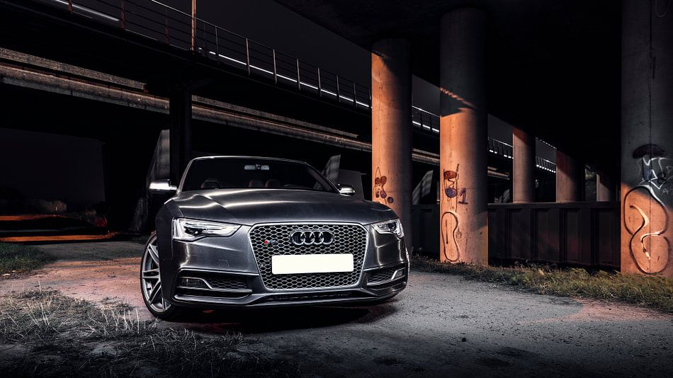 Audi S5 RS5 Cabriolet