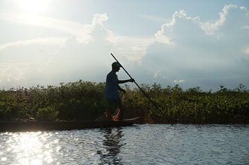 Visserman van Iris Ritzen