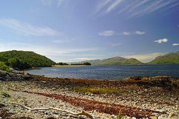 Le paysage écossais près d'Oban : la beauté de la nature est difficile à mettre en mots. sur Babetts Bildergalerie
