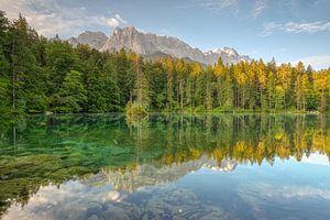 Le Badersee en Bavière sur Michael Valjak