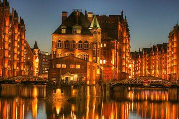 Wasserschloesschen, Hamburg