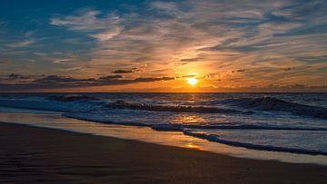 Noordwijk strand von Richard Steenvoorden