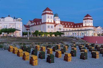 Oostzeebadplaats Binz van Stephan Schulz