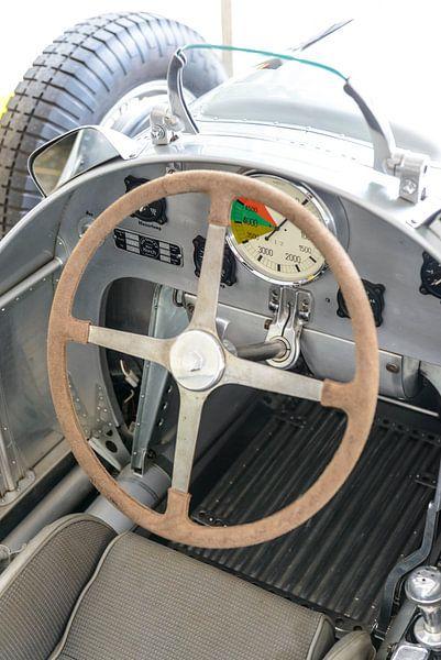 Auto Union Type C Rennwagen 1936 raceauto van Sjoerd van der Wal