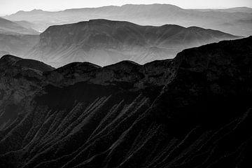 Mexiko Berge von Ies Kaczmarek