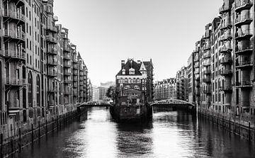 Speicherstadt Hamburg van