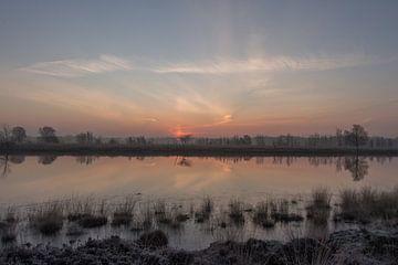 Koude zonsopkomst von Stefan Hemmen