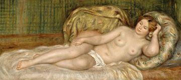 Liegender Akt Auguste Renoir