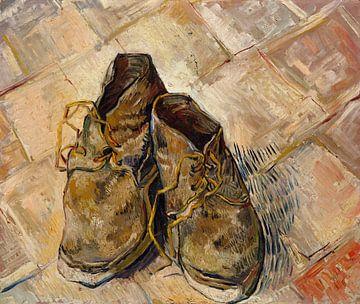 Vincent van Gogh. Schuhe