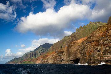 Na Pali Kust, Kauai van Dirk Rüter