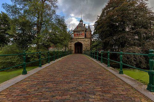 Oosterpoort in Hoorn NH van