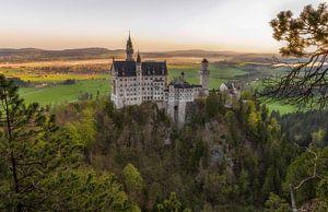 Slot Neuschwanstein van Rien van Bodegom
