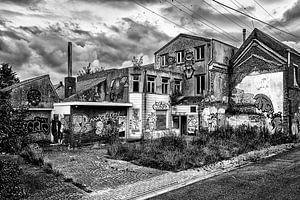 Spookstad, Doel, België