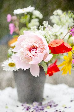 Zomerbloemen van Guna Andersone