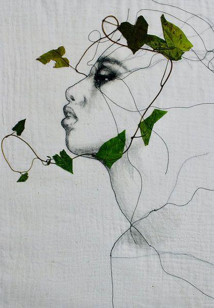 Ivy sur Kim Rijntjes