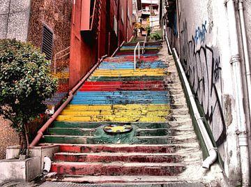 Favella in Istanbul von Mark Veefkind