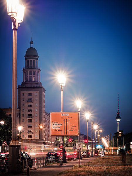 Berlin – Frankfurter Allee van Alexander Voss