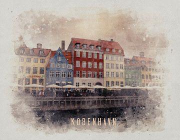 Nyhavn von Christa van Gend