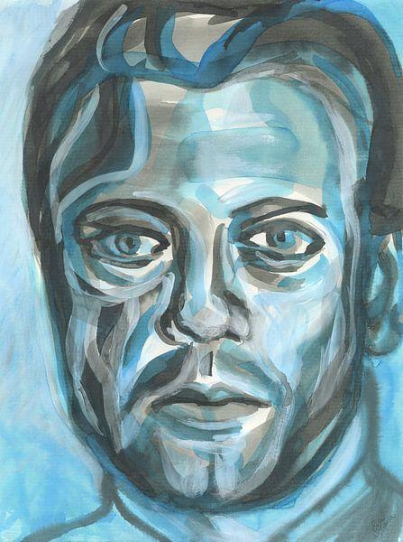 Man van de zee van Eva van den Hamsvoort