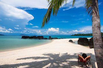 Tropisch Paradijs in Thailand van Jaap van Lenthe