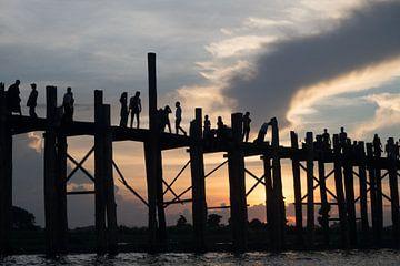 Ubein bridge van Dempsey Cappelle