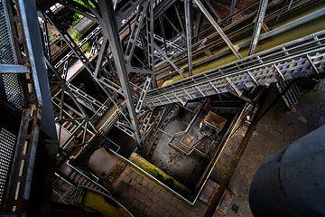 Industrieansicht. von Maurits Vermeulen