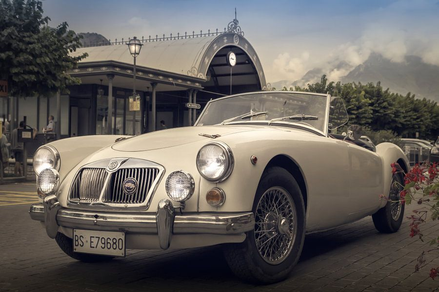Bellagio revisited by MG van juvani photo