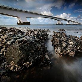 Le pont de Zeeland sur Eddy Westdijk