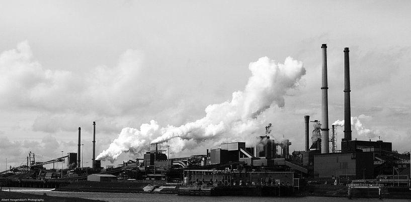 Industrial. van Albert Hoogendoorn