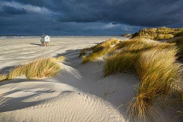 Haus am Strand von Ellen van den Doel