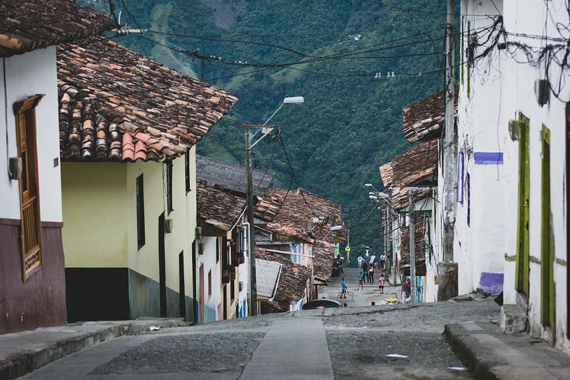 De straten van Salamina sur Ronne Vinkx