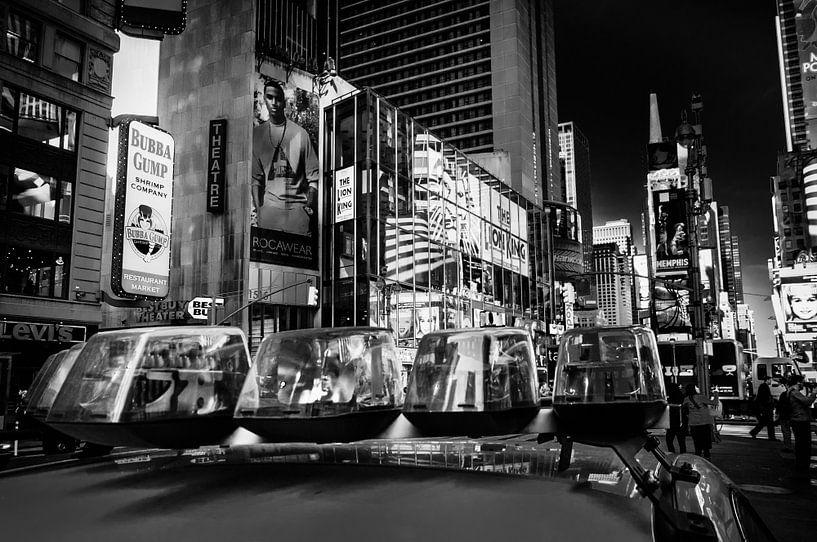 Time Square van Arnaud Bertrande